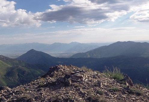 North Nebo summit