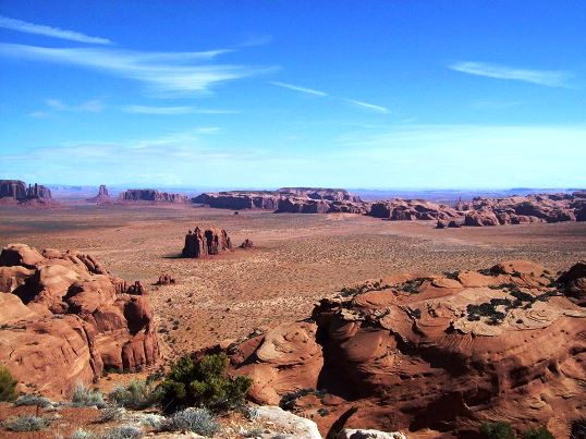 Amazing view at the top of Wetherill Mesa - Matt Watts photo
