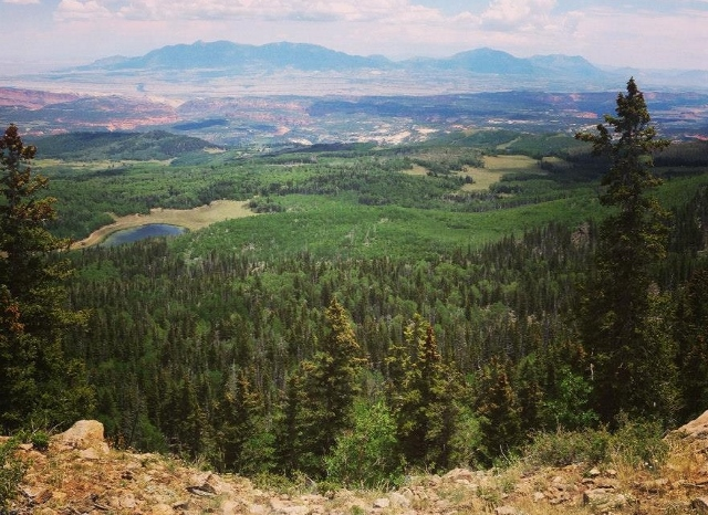 View from the rim - Ultra Adventures photo