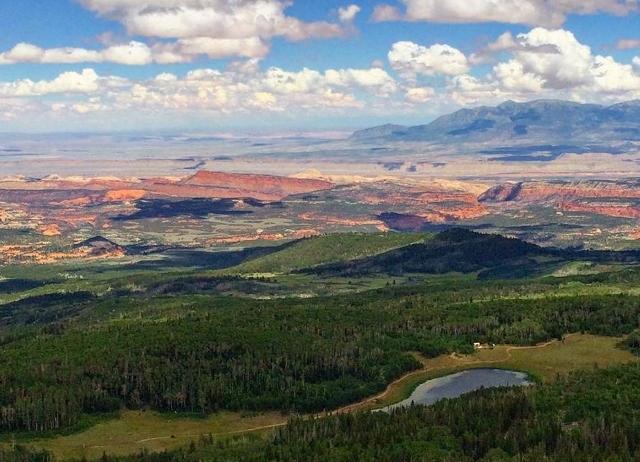Amazing view above Long Lake - Mathew Van Horn photo