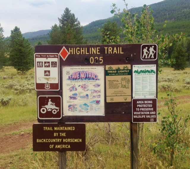 Eastern Trailhead