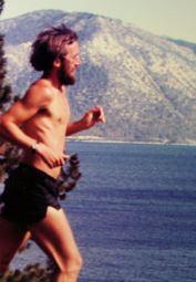 Running Lake Tahoe in 1977